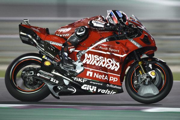 Danilo Petrucci, Ducati Team.