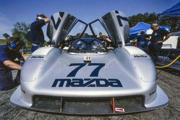 Price Cobb, Mazda RX-792P.