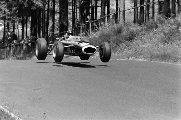 Jackie Stewart, BRM P261.