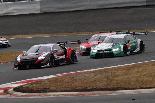 Super GT - DTM Dream Race. Narain Karthikeyan, Modulo Nakajima Racing, Honda NSX-GT GT500, 1st in race two