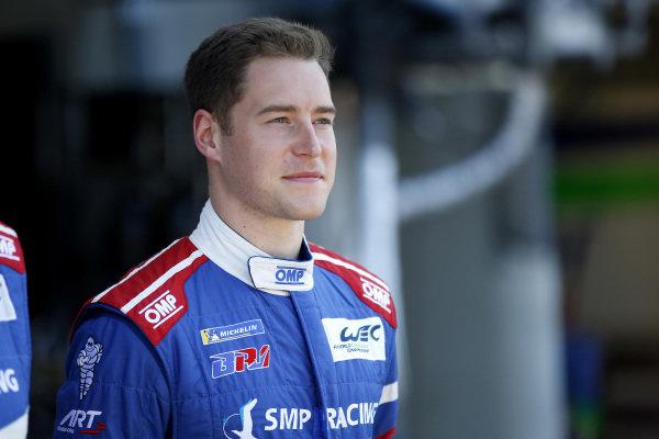 #11 SMP Racing BR Engineering BR1: Stoffel Vandoorne.