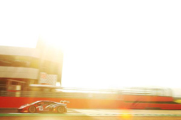 #18 Michael Igoe / Andrea Caldarelli - WPI Motorsport Lamborghini Huracan GT3