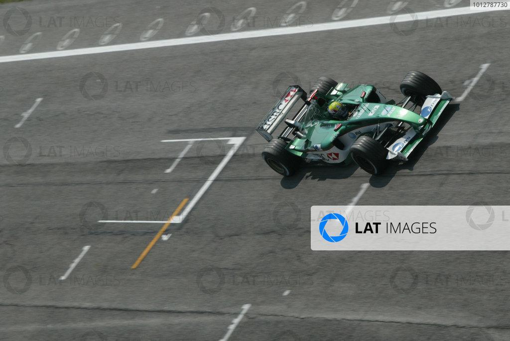 2003 San Marino Grand Prix - Friday 1st Qualifying