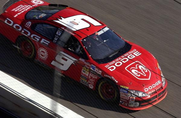 Race winner Bill Elliott (USA), Dodge Dealers, took his 44th career victory.NASCAR Winston Cup Series, Rd35, Pop-Secret Microwave Popcorn 400, Rockingham, North Carolina, USA. 9 November 2003.DIGITAL IMAGE