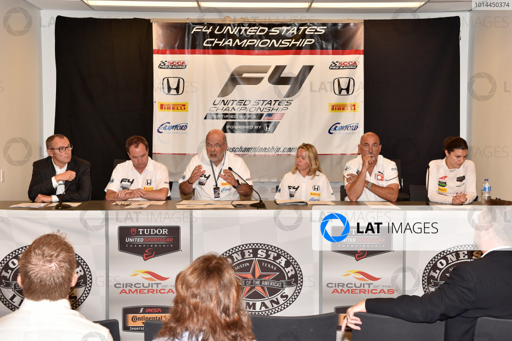 Honda SCCA Formula 4 Announcement