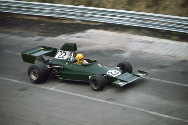 Mosport Park, Canada. 20th - 22nd September 1974.