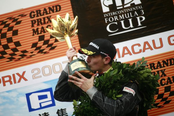 2007 Macau Grand Prix. 54th Macau Grand Prix.