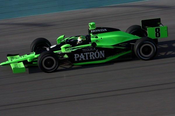 Scott Sharp (USA) Patron Sharp Rahal Letterman Dallara Honda.IRL IndyCar Series, Rd1, XM Satellite Indy 300, Homestead-Miami Speedway, Homestead, FLorida, USA. 23-25 March 2007.DIGITAL IMAGE