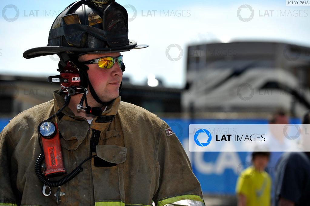 13-A Fireman ©2013, Scott R LePage LAT Photo USA