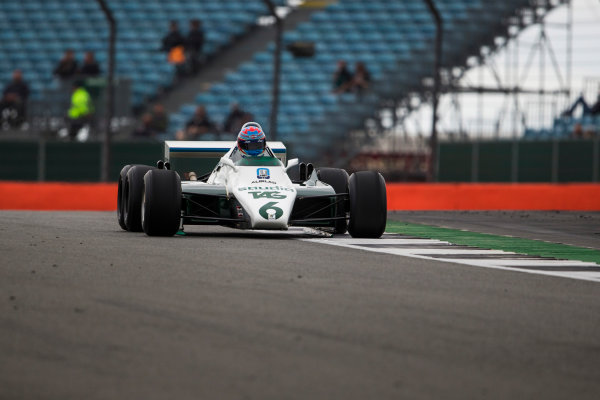 Silverstone, Northamptonshire, UK. 