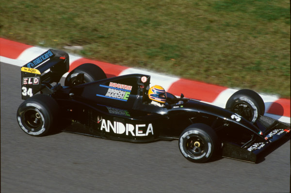Imola, Italy. 15-17 May 1992.