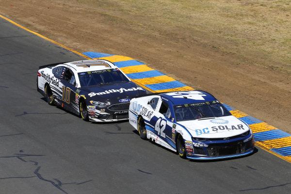 Aric Almirola Photos, Sonoma Raceway (2018)