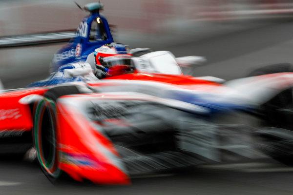 Felix Rosenqvist (SWE), Mahindra Racing, Mahindra M4Electro.