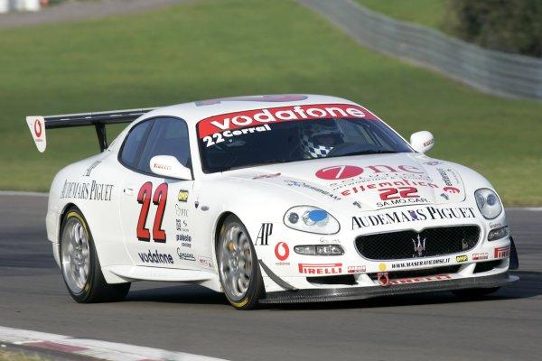 2005 Trofeo Maserati Championship,Nurburgring, Germany. 4th September, 2005,Cerrai,World Copyright: Jakob Ebrey/LAT Photographic.