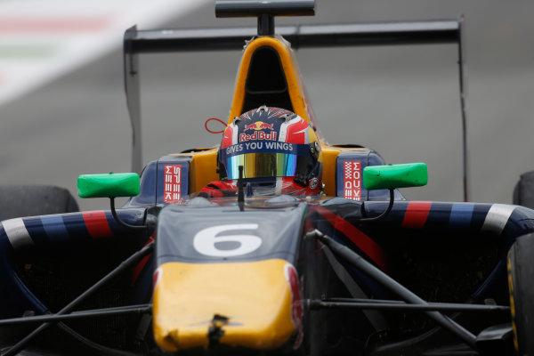 2013 GP3 Series. Round 7.  Autodromo di Monza, Monza, Italy. 8th September.  Sunday Race. Daniil Kvyat (RUS, MW Arden) World Copyright: Andrew Ferraro/GP3 Media Service. ref: Digital Image _79P2790.JPG