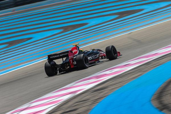 Le Castellet (FRA) JUN 24-26 2016 - Forth round of the Formula V8 3.5 series at circuit Paul Ricard. Louis Deletraz #1 Fortec Motorsports. Action. © 2016 Diederik van der Laan  / Dutch Photo Agency / LAT Photographic