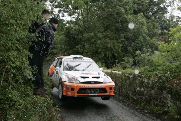2006 British Rally ChampionshipUlster Rally, Armagh.2nd September 2006Eamonn BolandWorld Copyright - Ebrey/LAT Photographic