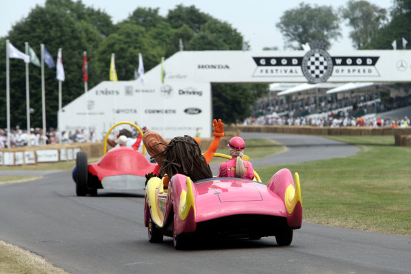 2005 Goodwood Festival of SpeedGoodwood Estate, West Sussex. 24th - 26th June Wacky Racers World Copyright: Gary Hawkins/LAT Photographicref: Digital Image Only