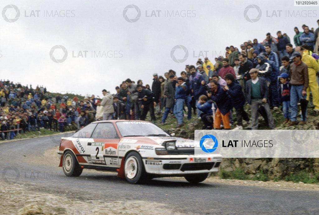 1991 World Rally Championship.