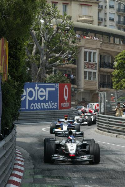 2003 Monaco Grand Prix - Sunday Race,2003 Monaco Grand Prix Monaco. 1st June 2003 World Copyright: Steve Etherington/LAT Photographic ref: Digital Image Only