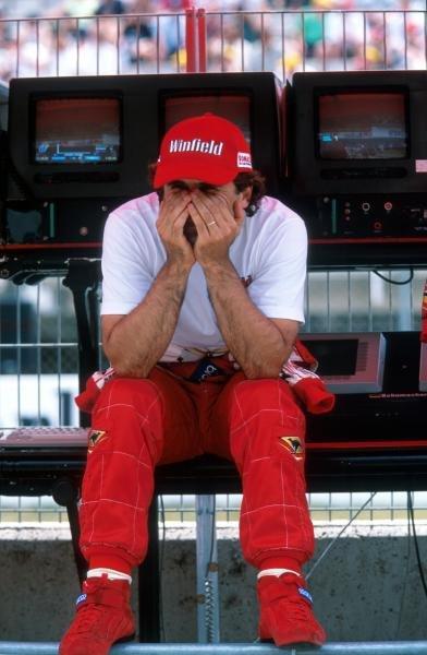 Alex Zanardi  (ITA) Williams FW21, DNF. Spanish GP, Barcelona, 30 May 1999.