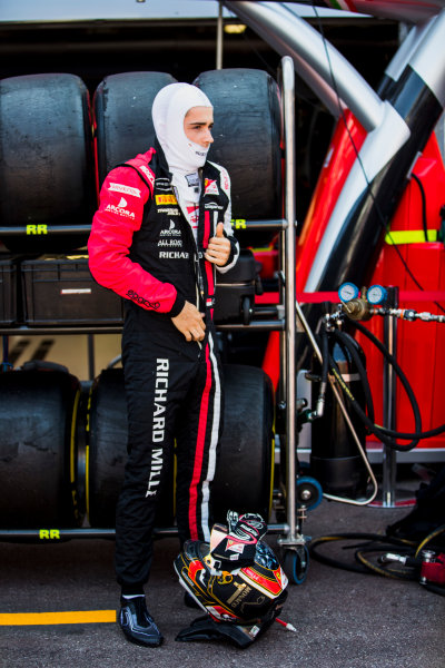 2017 FIA Formula 2 Round 3. Monte Carlo, Monaco. Saturday 27 May 2017. Charles Leclerc (MCO, PREMA Racing)  Photo: Zak Mauger/FIA Formula 2. ref: Digital Image _56I7238