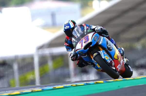 2017 Moto2 Championship - Round 5 Le Mans, France Friday 19 May 2017 Alex Marquez, Marc VDS World Copyright: Gold & Goose Photography/LAT Images ref: Digital Image 670539