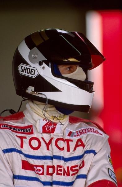 Johnny Dumfries (GBR) TOM'S Toyota.World Sportscar Championship, 1990.BEST IMAGE