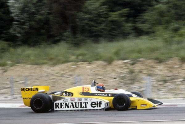 Jean-Pierre Jabouille, Renault RS10.