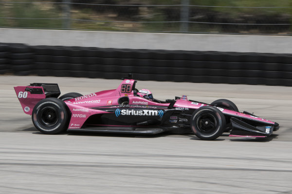 Jack Harvey, Meyer Shank Racing with Arrow SP Honda