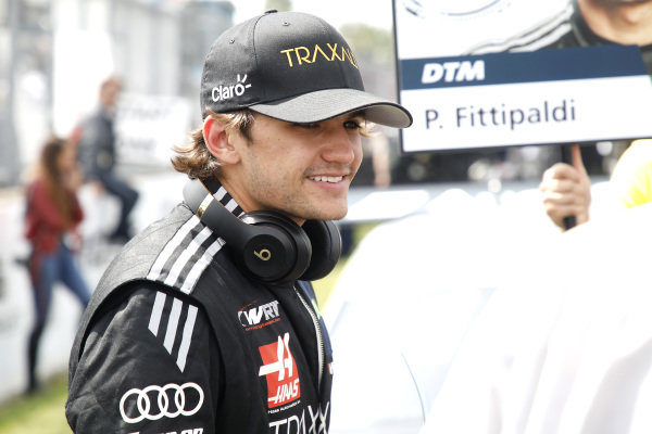 Pietro Fittipaldi, Audi Sport Team WRT.