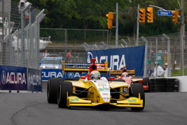 6-7 July, 2012, Toronto, Ontario CAGustavo Yacaman leads Sebastian Saavedra.(c)2012, Phillip AbbottLAT Photo USA