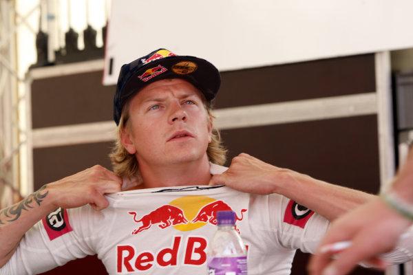 Round 08Rally Finland 29-31 July 2010Kimi Raikkonen, Citroen WRC, PortraitWorldwide Copyright: McKlein/LAT