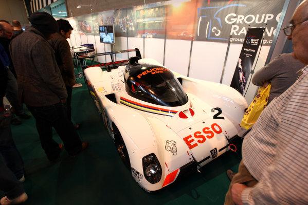 NEC, Birmingham. 15th January 2012.Group C Racing display.World Copyright:Daniel Kalisz/LAT Photographicref: Digital Image IMG_2482