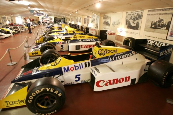 The Donington Grand Prix Exhibition. Donington Park Track Feature, Donington Park, England, 24 July 2008.