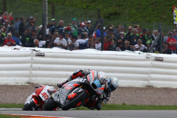 2017 Moto2 Championship - Round 9 Sachsenring, Germany Sunday 2 July 2017 Marcel Schrötter, Dynavolt Intact GP World Copyright: David Goldman/LAT Images ref: Digital Image 34369