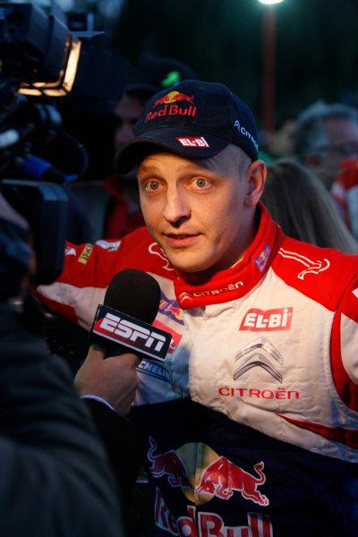 Round 05, Rally Argentina26th - 29th April 2012Mikko Hirvonen, Citroen, portraitWorldwide Copyright: McKlein/LAT