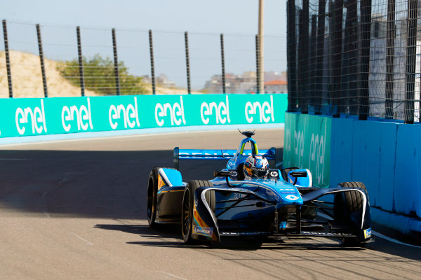 STREETS OF PUNTA DEL ESTE, URUGUAY - MARCH 16: Nicolas Prost (FRA), Renault e.Dams, Renault Z.E 17 during the Punta del Este ePrix at Streets of Punta del Este on March 16, 2018 in Streets of Punta del Este, Uruguay. (Photo by Zak Mauger / LAT Images)