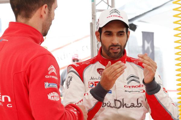 2013 World Rally Championship Rally Portugal 11th - 14th April 2013 Khalid Al-Qassimi, Citroen, portrait Worldwide Copyright: McKlein/LAT