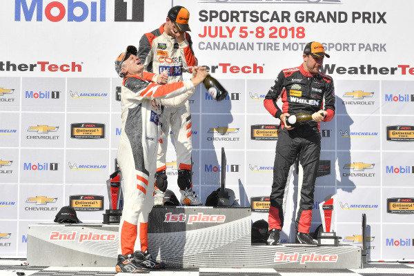 IMSA Photos: Canadian Tire Motorsport Park (2018)