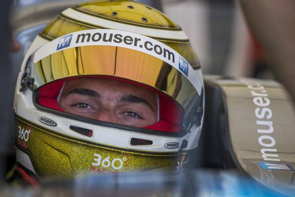 Nelson Piquet Jr (BRA) - NEXTEV TCR Formula E Team at Formula E Championship, Rd9, Moscow, Russia, 4-6 June 2015.