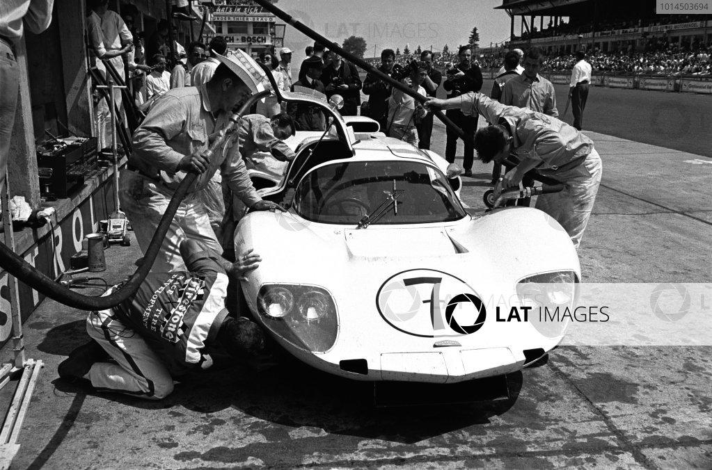 1966 Nurburgring 1000 kms.