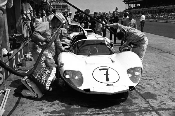 1966 Nurburgring 1000 kms.