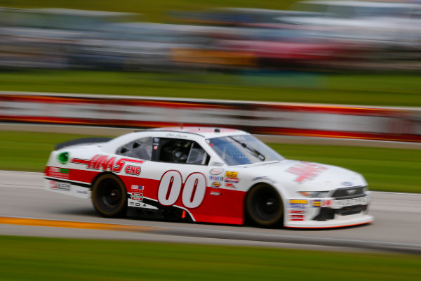 NASCAR XFINITY Series Johnsonville 180 Road America, Elkhart Lake, WI USA Sunday 27 August 2017 Cole Custer, Haas Automation Ford Mustang World Copyright: Russell LaBounty LAT Images