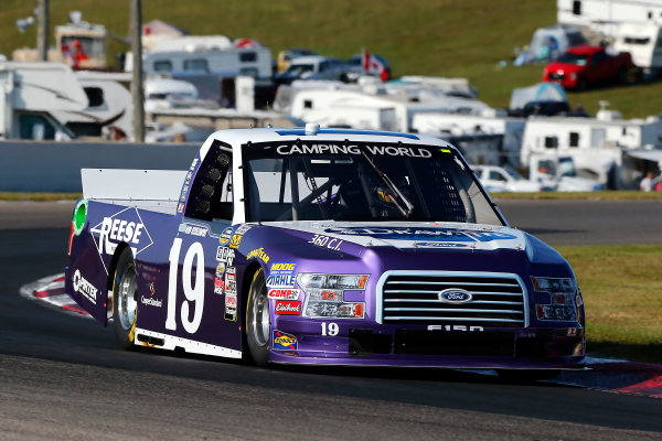 NASCAR Camping World Truck Series Chevrolet Silverado 250 Canadian Tire Motorsport Park Bowmanville, ON CAN Saturday 2 September 2017 Austin Cindric, Draw-Tite\Reese Ford F150 World Copyright: Russell LaBounty LAT Images