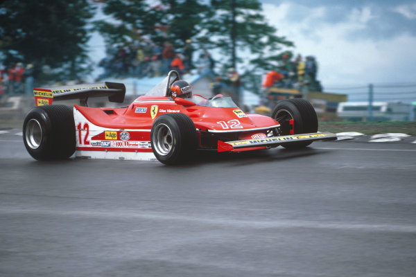 Watkins Glen, New York State, USA. 5 - 7 October 1979.
