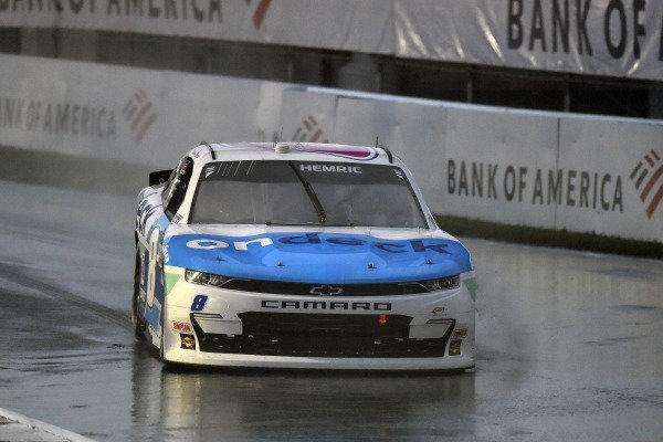 #8: Daniel Hemric, JR Motorsports, Chevrolet Camaro OnDeck Capital
