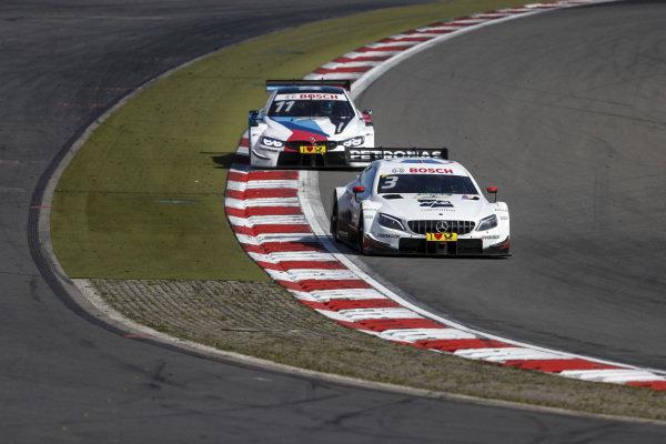 Paul Di Resta, Mercedes-AMG Team HWA, Mercedes-AMG C63 DTM.
