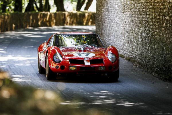 Emanuele Pirro / Niklas Halusa, Ferrari 250 GT SWB 'Breadvan'