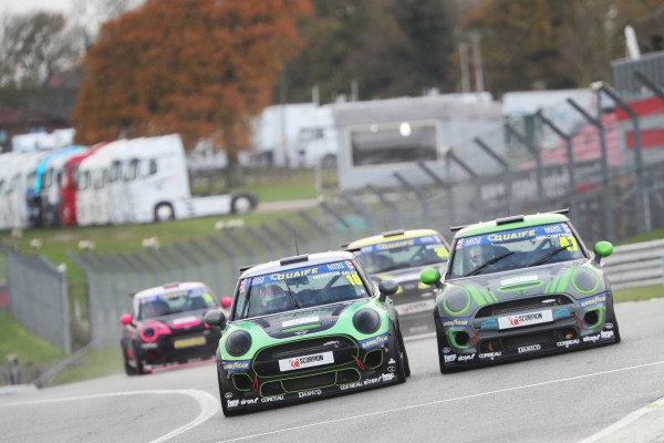 Anthony Whorton-Eales - Jamsport Racing MINI